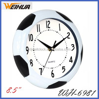 Customized Plastic ball shaped clock