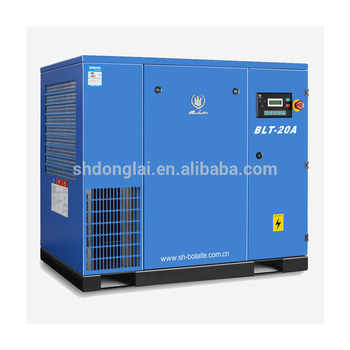 atlas copco air cooling screw air compressor for sale