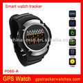 Newest GPS tracker watch phone with SOS,CE,RoHS,FCC,PG66G