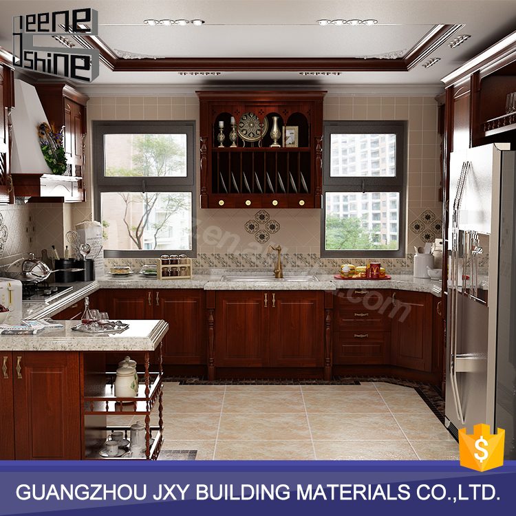 Kitchen cabinets accessories stainless steel faucet cheap top quality modern modular solid wood kitchen cabinets