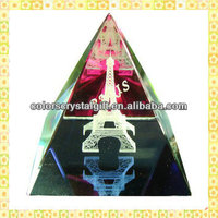 Wholesale Cheap Crystal Pyramid Indonesia Wedding Gifts For Guests Takeaway Souvenirs