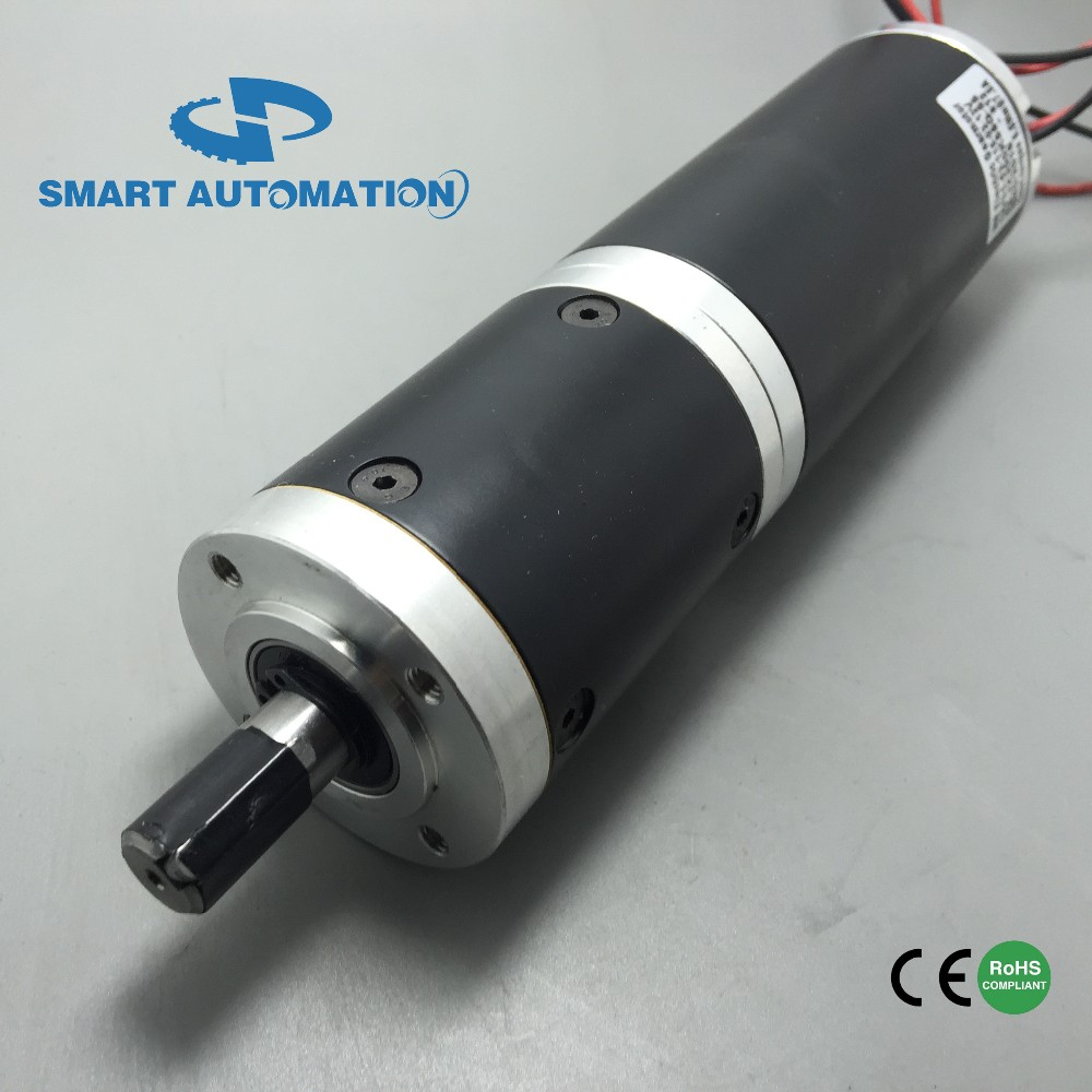 52JX300K.52ZYT SERIES dc planetary gearhead motor catalogue, with rated torque upto 30N.m