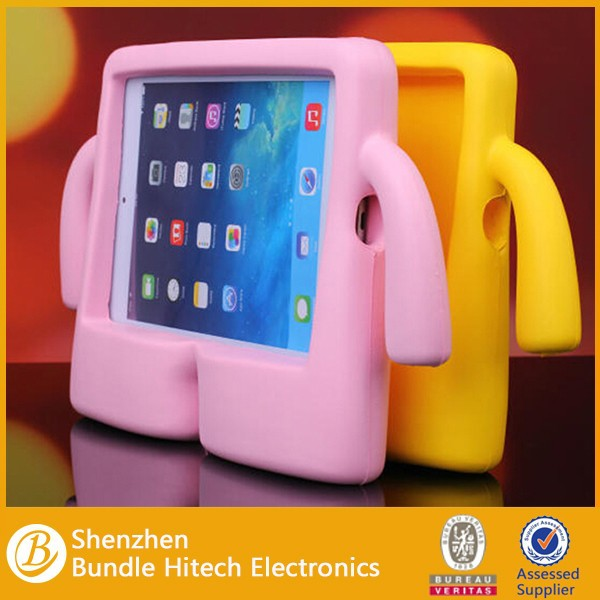 Kids Eva Handle Shockproof case for iPad 2/3/4,for ipad kid case
