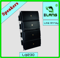 linear active powered line array all frequency subwoofer live speaker outdoor sound system