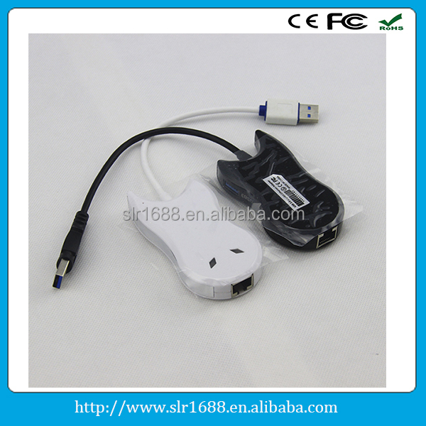 New designed USB3.0 to RJ45 ethernet adaptor cable