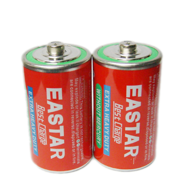 r20 d battery 1.5v carbon zinc um-1 cells battery