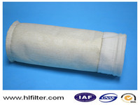 PTFE strong acid and alkali resistant pps material filter bag for power plant dust collector OEM factory