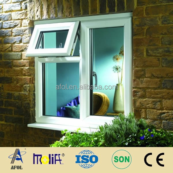 Zhejiang AFOL New design PVC window customized security grills for windows 2015