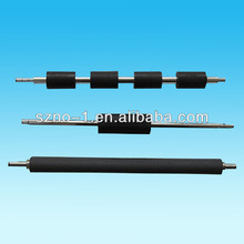 Factory Customized High Precision Printer Machine Shaft Silicone Rubber Roller