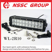 Ebay Amason Supplier NSSC Group 5 Years Warranty Off-roading/Truck/Motorcycle Street Legal Light Bars Waterproof IP68