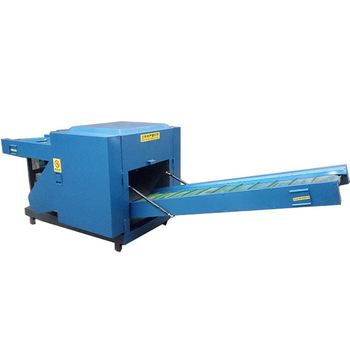 High Quality Leather Cutting Machine Price/ Textile Fiber Cutter