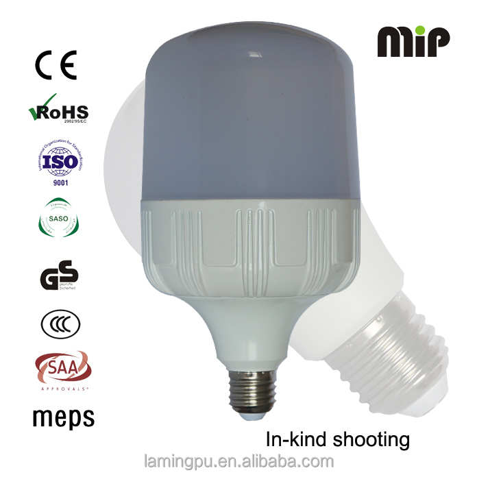 high quality new shape T shaped led bulb 40w E27