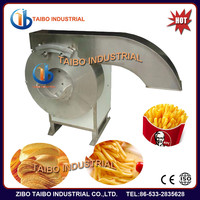 Customized SUS304 industrial commercial electric fried potato chips stick cutter