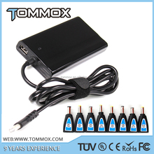 100 240v 50 60hz laptop ac adapter for asus with 8 interchangeable tips for flexible adaptability to different notebook models