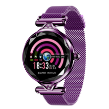 H1 1.04 inch IPS Color Screen IP67 Waterproof Fashion Health Intelligence Women <strong>Smart</strong> <strong>Watch</strong>