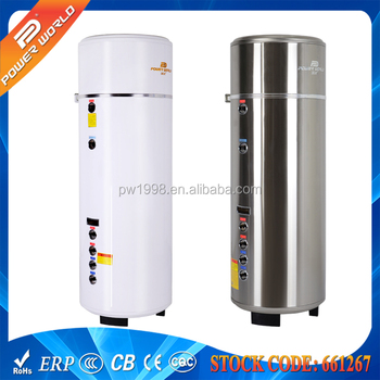 500L Residential Hot Water Storage Tank #304 Stainless Steel Lining ...