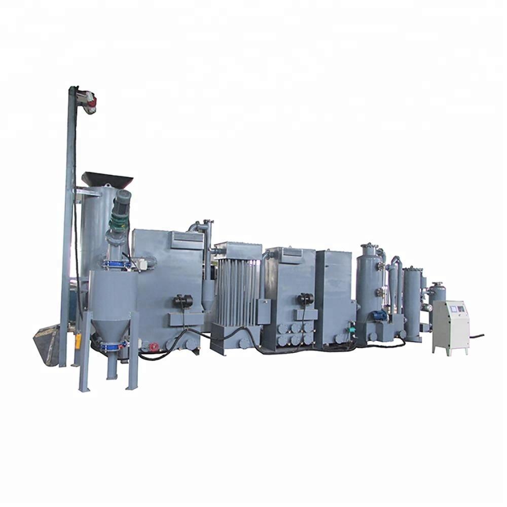 Wood Gas Generator >> Gasification Plant 100kw Wood Gas Generator For Sale Buy Wood Gas Generato 100kw Biomass Generator Gasification Plant Product On Alibaba Com