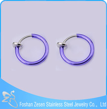 Spring Fake Clip On Nose Hoop Ring Best Nose Rings Wholesale