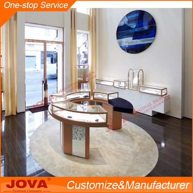 high end jewellery showcase jewellery showroom display glass cabinets