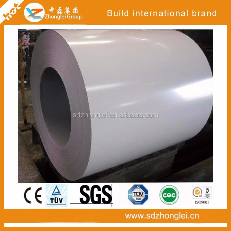 HDP Prepainted Cold Rolled Galvalume Steel Coil