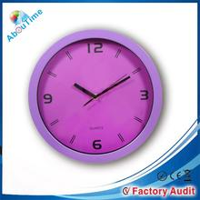 Most welcomed promotion digital led wall clock with unique design