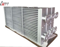 Thermal Air Cooled Condensate Radiator Exchanger Recuperators Coils Units