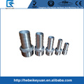 made in china high quality casting male threaded stainless steel hose nipple pipe fitting