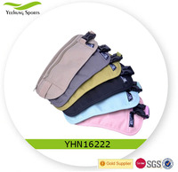 Fashion simple design outdoor running belt sports waist bag