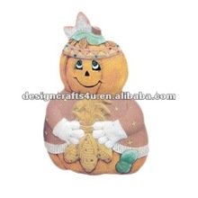 2015 newest design decorative resin pumpkin gifts