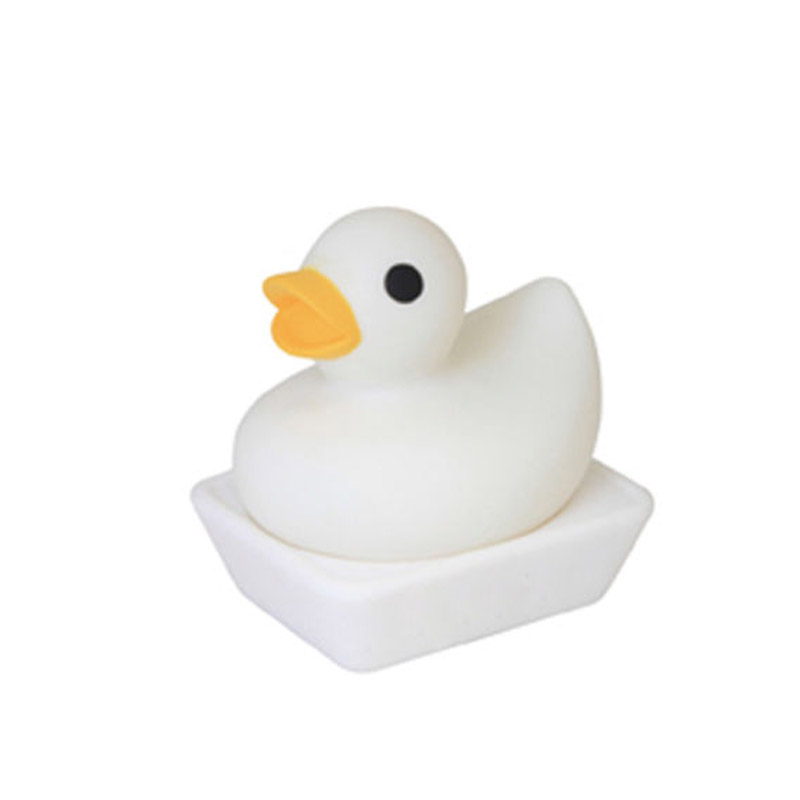 Custom Plastic duck Light Up Led Toys for Kids