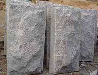 High quality natural granite garden wall cladding stone