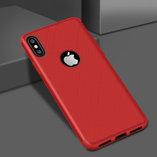Best Holding Feeling Phone Case 0.4MM TPU Ultra-thin Case for iPhone x
