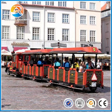 Electric Tourist Sightseeing Train for Sale