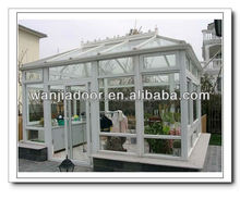 commercial glass houses from house manufacturing