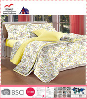 hand block print bed cover made in China