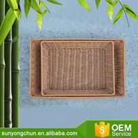 Factory Natural Cheap Customized Rattan Skep