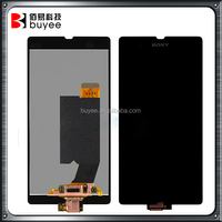 wholesale LCD dispaly screen assembly original for Sony zr m36h c5502 c5503, touch screen for Sony m36h
