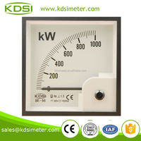 High quality BE-96 1000KW 380V 1500 / 5A watt meter