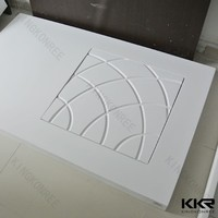 high quality unti slip shower tray, shower base