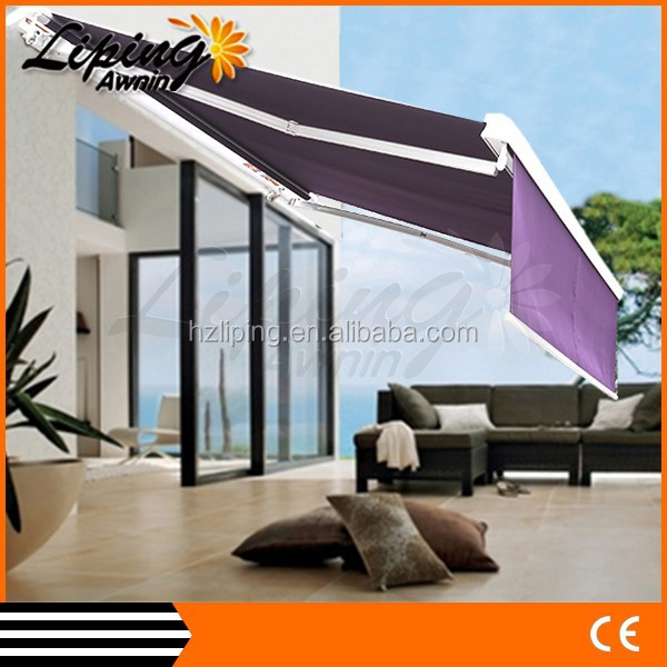 Metal frame outdoor canopy, covering canopy, detachable outdoor awning