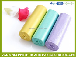 Excellent plastic garbage bag garbage bag raw materials