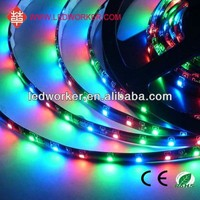 High Quality 12V DC 5050 Led Strip Driver 120v Waterproof RGB Chasing From Ledworker