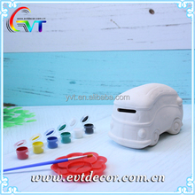 China manufacturer most popular diy money box with good service