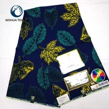 new model african wax printed fabric