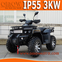 Latest EEC Electric 3000W 4x4 Utility Quad