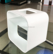 various sizes modern design round, cylinder, oval acrylic material fish aquarium tank