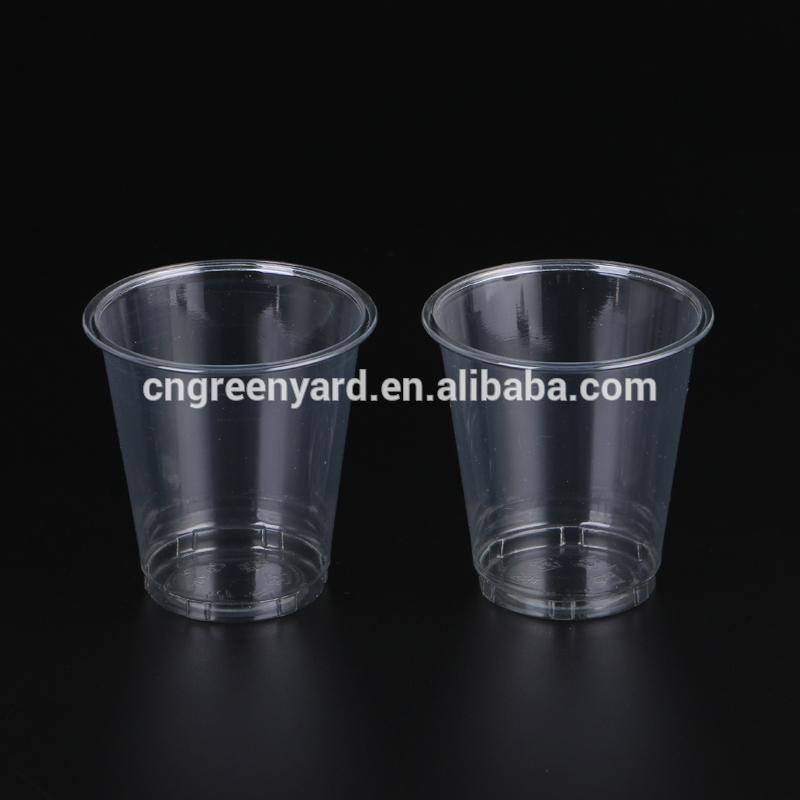 Food Grade 8oz 12oz 16oz Hot Drink disposable plastic wine tasting cup