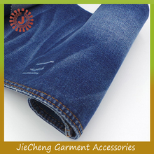 wholesale 11 oz fashion denim fabric 98% cotton 2% spandex stretch jeans jacket fabric
