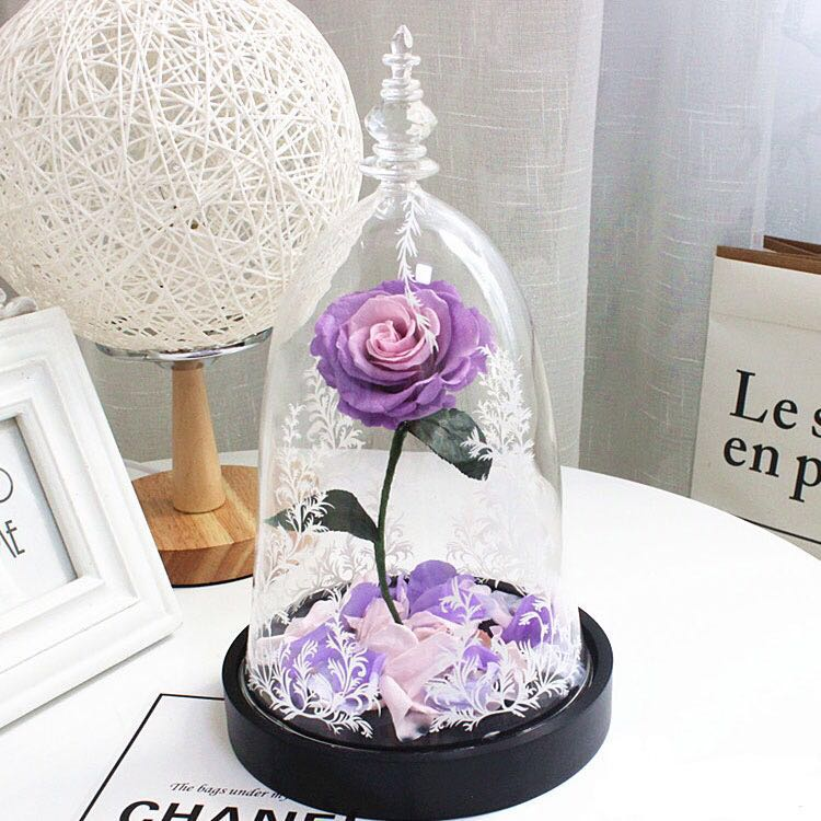 Bojian China simulation blossom rose party decoration rose blue roses fast shipping