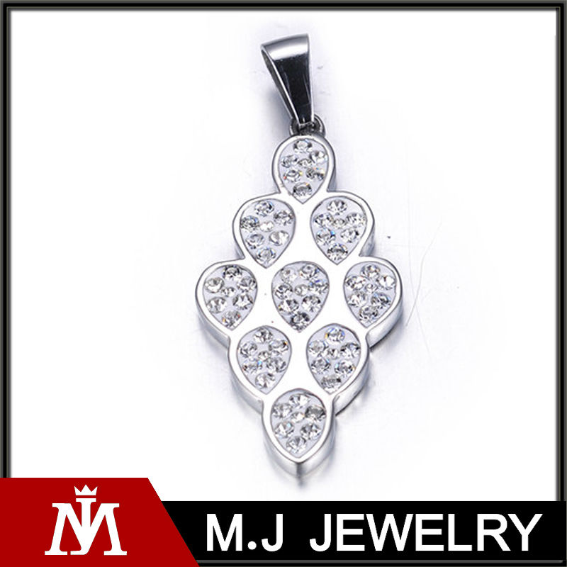 MJ Jewelry trading companies cheap pendant,316L stainless steel pendant fashion MJ-P01062